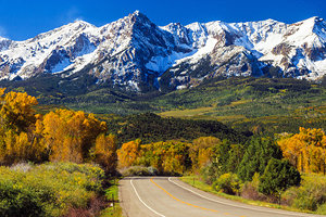 colorado-fall-colors-and-highway